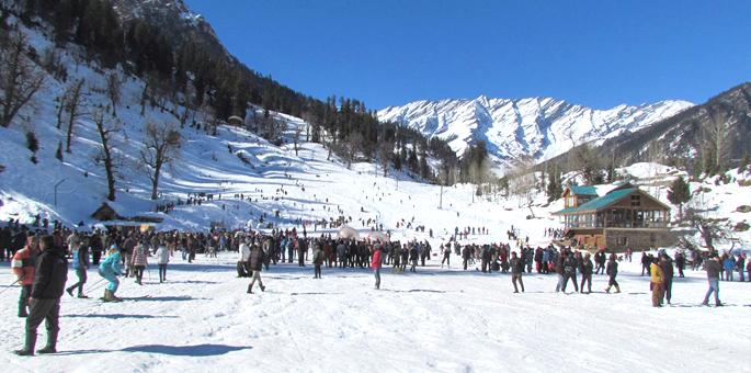 Shimla – Kullu – Manali with Chandigarh 06 Night 07 Days